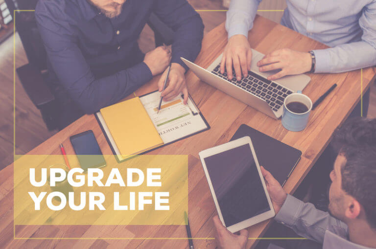 Upgrade your life with your learning plan