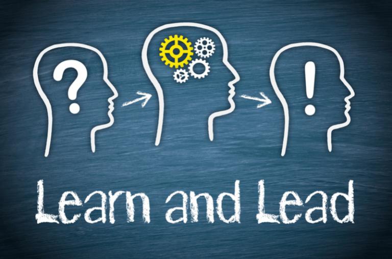 Modern learning leader