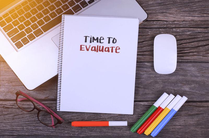 Managed learning service company managing evaluation